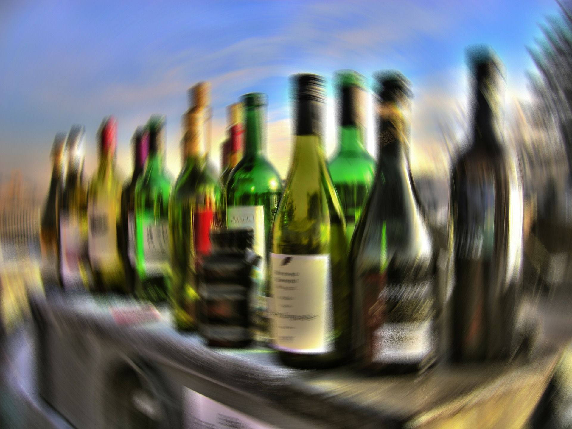 Can drinking alcohol slow down the effects of training?